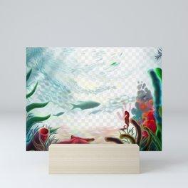 Sea Kingdom Mini Art Print