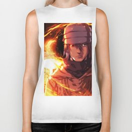 NARUTO AND SASUKE Biker Tank