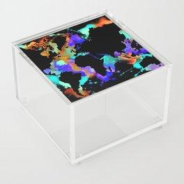 Globe trotter Acrylic Box