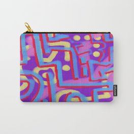 squiggletown cray Carry-All Pouch