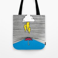 shield Tote Bags featuring Shield by Prince Arora
