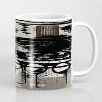 architect Mugs featuring Architect Invader by Paul Prinzip