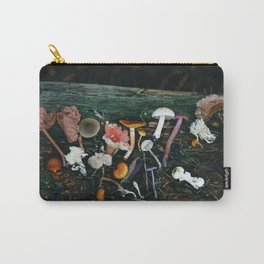 Little Mushrooms II Carry-All Pouch