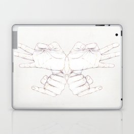 Circle Game Laptop & iPad Skin