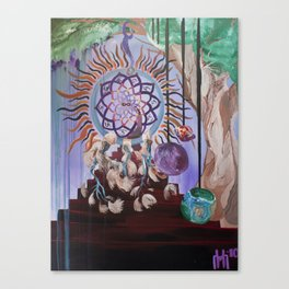 """Make it Reality"" Canvas Print"