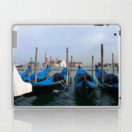 Gondola in  Venice Italy Laptop & iPad Skin