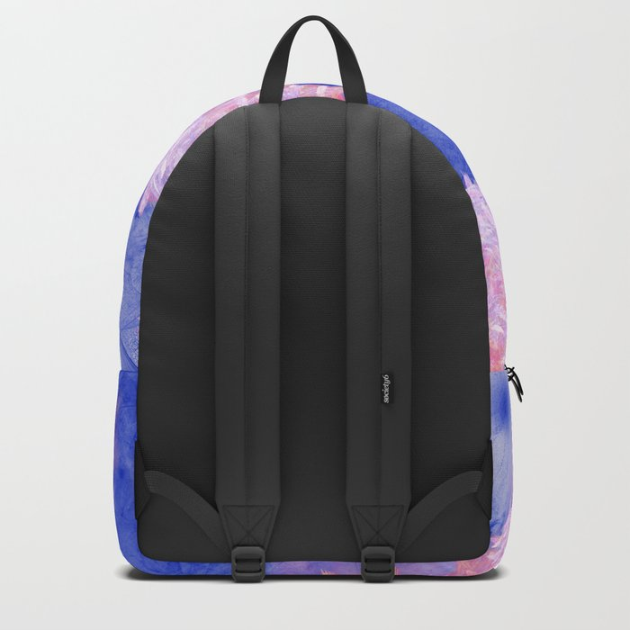 Invasion of the space microbes Backpack