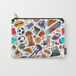 teenage explosion 2 Carry-All Pouch