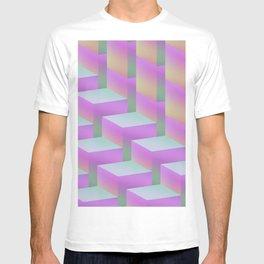 Fade Cubes II T-shirt