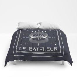 The Magician or Le Bateleur Tarot Comforters