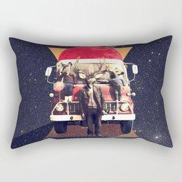 El Camion Rectangular Pillow