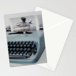 Olivetti vintage typewriter serie - 2 Stationery Cards