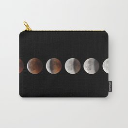 super blood moon pearly necklace Carry-All Pouch