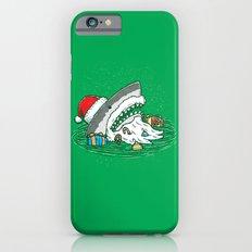 The Santa Shark iPhone 6s Slim Case
