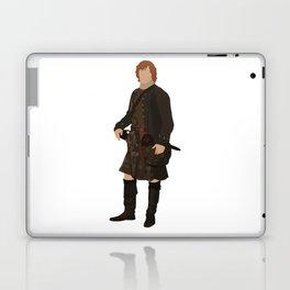 Jamie Fraser Laptop & iPad Skin