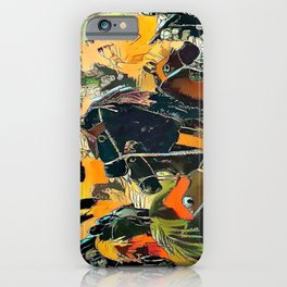 Giddy-up iPhone Case