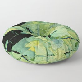 Ginkgo Floor Pillow