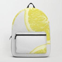 Lemon - Citrus Backpack