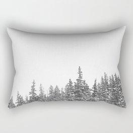 i-70 west Rectangular Pillow