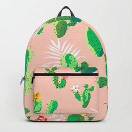 Cacti Fun 02 Backpack