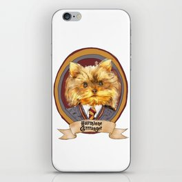Hairy Pawter's: Hairmione Grrranger iPhone Skin
