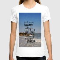 emma stone T-shirts featuring Emma  by KimberosePhotography