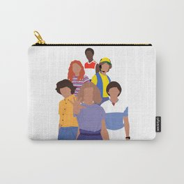 Stranger in the Upside Down Carry-All Pouch
