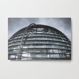 The Dome Metal Print