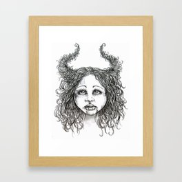 Ramsel Framed Art Print