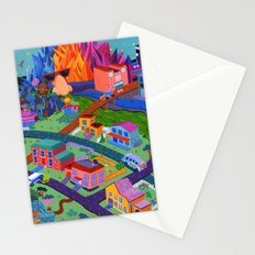 Local Flavor Stationery Cards