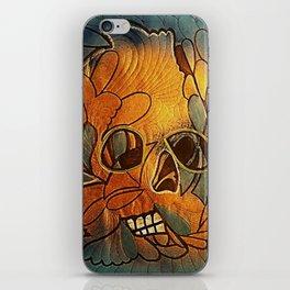 CRÁNEOS 40 iPhone Skin