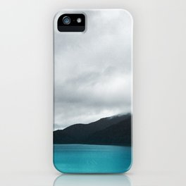 The Waters And The Wild iPhone Case