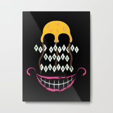 Mad Hatters Metal Print