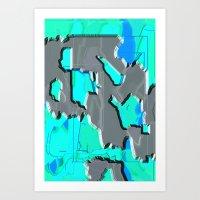 Planet 77 Art Print
