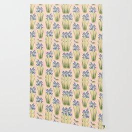 Bluebell Meadow Wallpaper