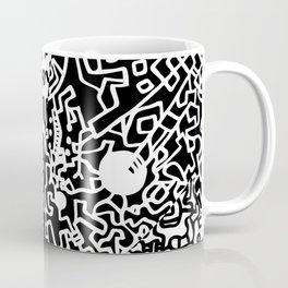 Cell Pattern Coffee Mug