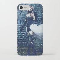 lightning iPhone & iPod Cases featuring Lightning by Imustbedead