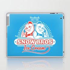 Snow Bros Ice Cream Laptop & iPad Skin