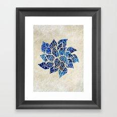 Floral Abstract 14 Framed Art Print
