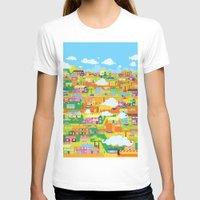 the neighbourhood T-shirts featuring Neighbourhood by James Thornton