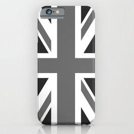 Union Jack Flag - 3:5 Scale iPhone Case