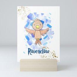 Ravenclaw - H a r r y P o t t e r inspired Mini Art Print