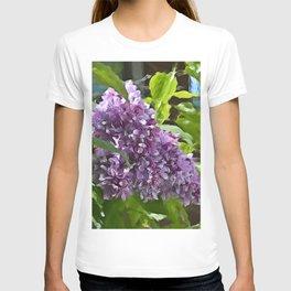 Lilac Bloom T-shirt