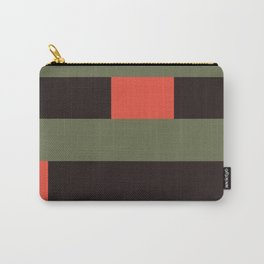 Dano's Love #geometric #stripes Carry-All Pouch