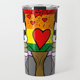 LOVE IS EQUAL! (Butch) Travel Mug