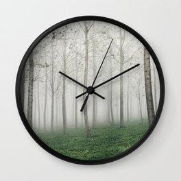 Mystical Wall Clock