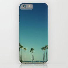 Summer Beach Blue iPhone 6s Slim Case