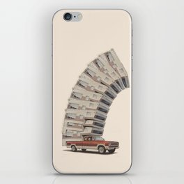 Pop Topped iPhone Skin