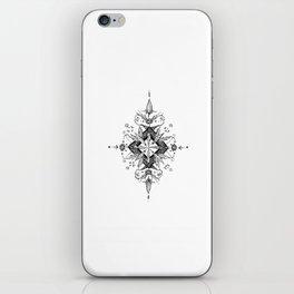 Mandala #4 iPhone Skin