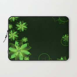 Spring Background Laptop Sleeve